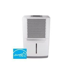 70 PT Pint Electronic Control Dehumidifier Low Energy Star