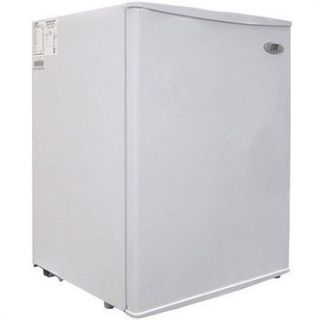 SPT RF 250W Energy Star Compact Refrigerator in White