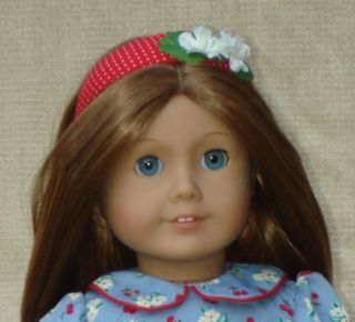 18 American Girl Doll Emily w AG Accessories Her Dog Yank Original AG