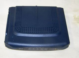 Ubee DDM3513 DOCSIS 3 0 Cable Modem High Speed Eherne