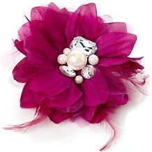 Niecy Nash Collection Crystal and Enamel Goldtone Flower Ring