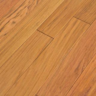 Hand Scraped Natural Brazilian Cherry Hardwood Flooring Wood