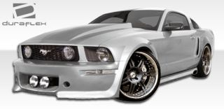2005 2012 Ford Mustang Duraflex Eleanor Side Skirts Body Kit