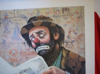 emmett kelly wall street journal by b l j