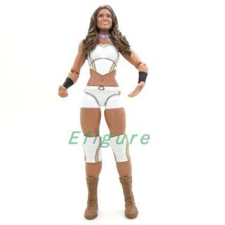 100WE WWE Diva Mattel Basic Series 25 Eve Torres Figure