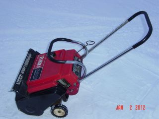 Toro S200 Snow Blower Snow Thrower Electric Start