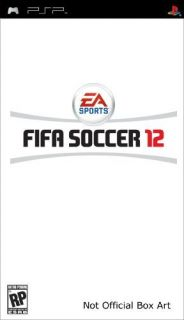 ea fifa soccer 12 sports game umd psp electronic arts 19686 this item