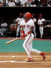Eric Davis Cincinnati Reds All Star Hand Signed Autographed Baseball
