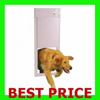 New Automatic Pet Door 12 x 16 Electronic Dog and Cat