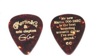 1990s Uncirculated 000 28 EC C F Martin Eric Clapton Guitar Pick
