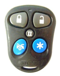 AUTOPAGE XT 33 KEYLESS REMOTE CONTROL ENTRY KEY FOB CLICKER