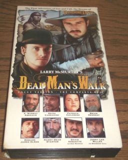 Walk VHS 1996 Uncut Version F Murray Abraham Harry Dean Stanton