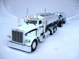 Covich Williams Peterbilt 388 Truck Trailer Tanker