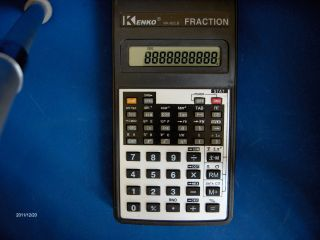 Scientific Calculator 10 2 Digit Kenko