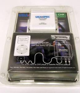 New USA Spec iPod Chrysler Car Factory Radio Interface