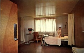 Escondido CA Palomar Memorial Hospital Nurse in Patient Room PC