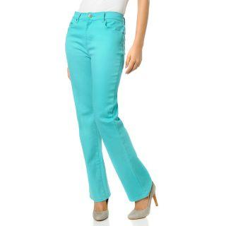 125 403 diane gilman stretch denim boot cut jeans note customer pick