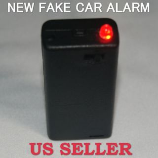 Flashing Red LED Light Fake boat Car Alarm Feature US SELLER FAST FREE