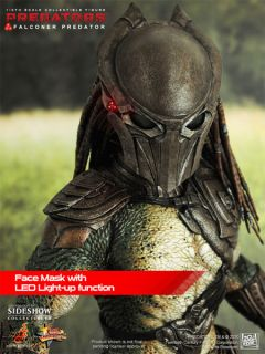 HOT TOYS PREDATORS FALCONER PREDATOR FIGURE MISB