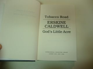 road god s little acre by erskine caldwell the book features a work
