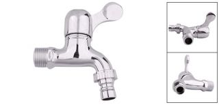 Home Appliance Plastic Alloy Plated Water Swivel Tap