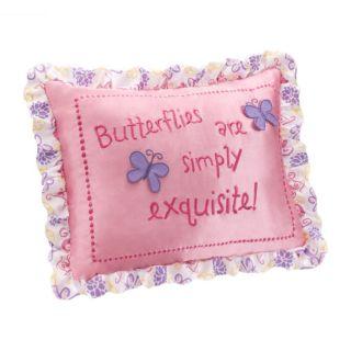 Girls Fancy Nancy Sublime 12 X 16 Decorative Bedding Pillow Bedding
