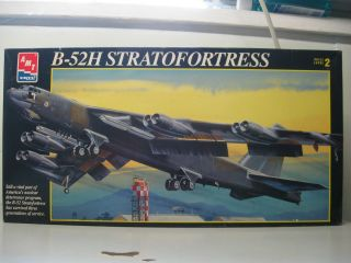 ERTL 1 72 B 52H STRATOFORTRESS 92nd BOMB WING FAIRCHILD AIR FORCE BASE