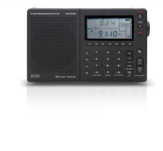 Eton G3 Globe Traveler Top Selling Portable Radio AM FM Shortwave VHF
