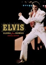 Elvis Presley Aloha from Hawaii Special Edition DVD New