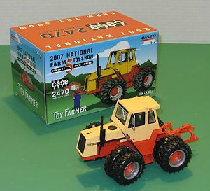 Ertl Case IH National Farm Toy Show 5 Tractor 2470 4WD Coll Ed 1 32