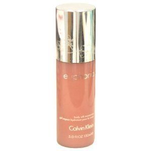 Euphoria by Calvin Klein Body Silk Moisturizer Gel for Women 5 oz