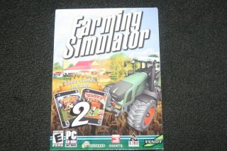 Farming Simulator 2Bonus Games Included Farmer Crates Wacky Farm PC