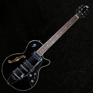 Duesenberg Starplayer III Semi Hollow Electric Guitar with Hard Case
