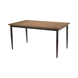 Grandeur Double Pedestal Rectangle Dining Table