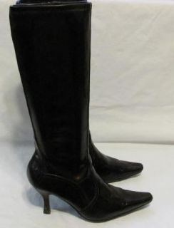 Etienne Aigner Tall Dress Boot Women Sz 8 5