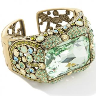Jewelry Bracelets Cuff Heidi Daus Damoiselle Crystal Bangle