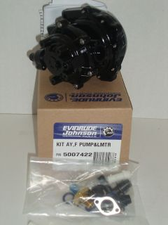 Johnson Evinrude VRO Fuel Pump Assembly P N 5007422