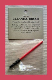 Cleaning Brush for Hummingbird Feeding Tubes Parasol