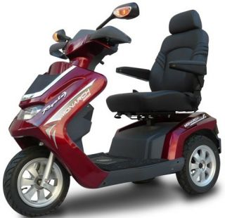 New EV Rider Royale 3 Luxury Electric Power Chair Mobility Scooter w