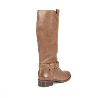Jessica Simpson Essence Leather Tall Boot with Buckle