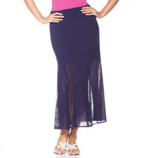 175 536 hot in hollywood easy breezy lace maxi skirt note customer