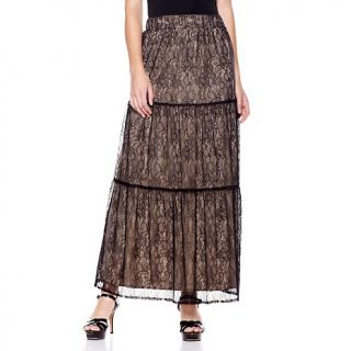 191 101 louise roe tiered lace maxi skirt note customer pick rating 7
