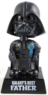 Star Wars Darth Vader Best Father Wisecracks Bobble Head