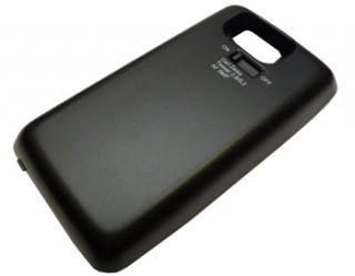Compatible: Nokia N900 with Mugen Power 2400mAh Extended Battery
