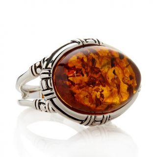 210 463 studio barse amber sterling silver ring rating be the first to