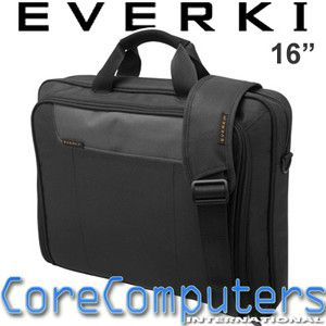 Everki Advance 16 Notebook Briefcase Laptop Bag Case