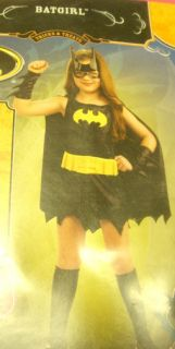 Batgirl Bat Girl Costume Girls Dress XL 14 16 NWT