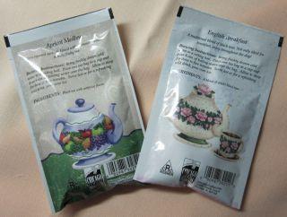Apricot Medley English Breakfast Gift Basket Supplies