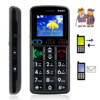 Senior Citizen Friendly Mobile Cell Phone Easy to Use