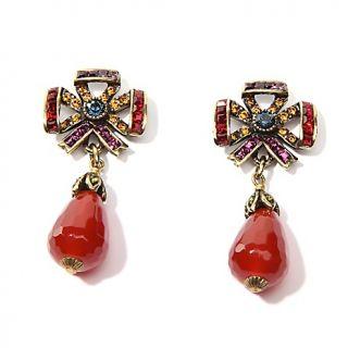 225 063 heidi daus heidi daus american icon swag crystal drop earrings